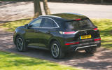 DS 7 Crossback 2019 long-term review - hello rear