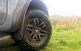 Ford Ranger Raptor 2019 long term review - alloy wheels