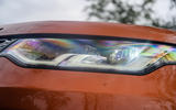 Land Rover Discovery Sport 2020 long-term review - headlights