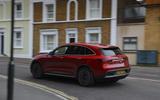 Mercedes-Benz EQC 2020 long-term review - hero rear