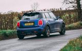 Mini 5-door Cooper S 2019 long-term review - hero rear