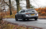Peugeot 508 SW 2020 long-term review goodbye - rear