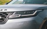Range Rover Velar 2019 long-term review - headlights