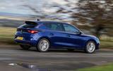 Seat Leon TSI 2021 long-term review - hero rear
