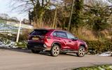 3 Suzuki Across 2021 long term review hero rear
