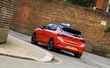 Vauxhall Corsa 2020 long-term review - hero rear