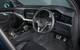 Volkswagen Touareg 2019 long-term review - dashboard