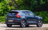 Volvo XC40 Recharge T5 2020 long-term review - hero rear