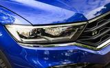 Volkswagen T-Roc R 2020 long-term review - headlights