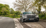Bentley Continental GT 2019 long-term review - layby