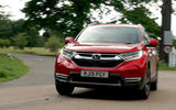 Honda CR-V hybrid 2019 long-term review - cornering