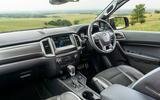Ford Ranger Raptor 2019 long term review - cabin