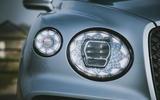 4 Bentley Bentayga V8 2021 long term review headlights