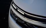 4 Citroen C5 Aircross Hybrid 2021 Long term review headlights