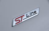 Ford Puma 2020 long-term review - ST line badge