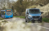 4 Ford Tourneo 2021 LT bus