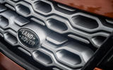 Land Rover Discovery Sport 2020 long-term review - bonnet badge
