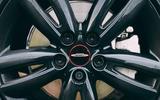 Mini 5-door Cooper S 2019 long-term review - alloy wheels