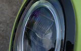 4 Mini Convertible 2021 long term headlights