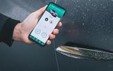 4 Onto car subscription long term test smartphone unlock
