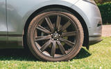 Range Rover Velar 2019 long-term review - alloy wheels