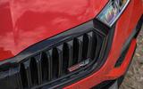 4 Skoda Octavia vRS estate 2021 LT nose