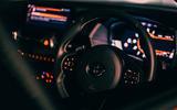 Toyota GR Supra 2020 long-term review - steering wheel