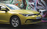 4 Volkswagen Golf 2021 long term review nose