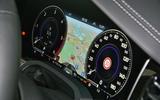 Volkswagen Touareg 2019 long-term review - instruments