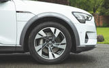 Audi E-tron 2019 long-term review - alloy wheels