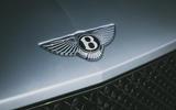 5 Bentley Bentayga V8 2021 long term review nose badge