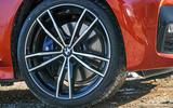 BMW 3 Series 330e 2020 long-term review - alloy wheels