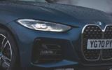 5 BMW 4 Series 2021 long term review headlights