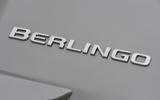 Citroen Berlingo 2019 long-term review - badge