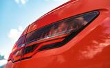 Jaguar I-Pace 2019 long-term test review - rear lights