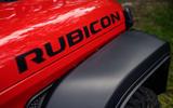 Jeep Wrangler Rubicon 2020 long-term review - wheel arch