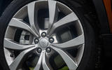 Land Rover Discovery Sport 2020 long-term review - alloy wheels
