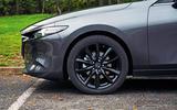 Mazda 3 2019 long term review - alloy wheels