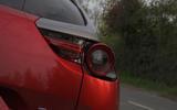 5 Mazda MX 30 2021 LT rear lights