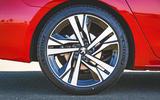 Peugeot 508 2019 long-term review - alloy wheels