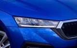 5 Skoda Octavia 2021 long term review headlights