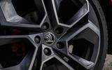 5 Skoda Octavia vRS estate 2021 LT alloys