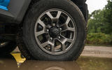 Suzuki Jimny 2019 long-term review - alloy wheels