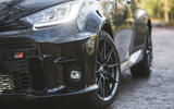 5 Toyota GR Yaris 2021 long term review front bumper