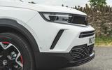5 Vauxhall Mokka 2021 long term headlights