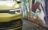 5 Volkswagen Golf 2021 long term review headlights