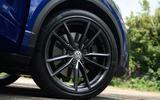 Volkswagen T-Roc R 2020 long-term review - alloy wheels