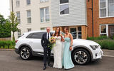 Audi E-tron 2019 long-term review - wedding car
