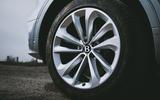 6 Bentley Bentayga V8 2021 long term review alloy wheels