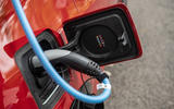 BMW i3S 2019 long-term review - charging port